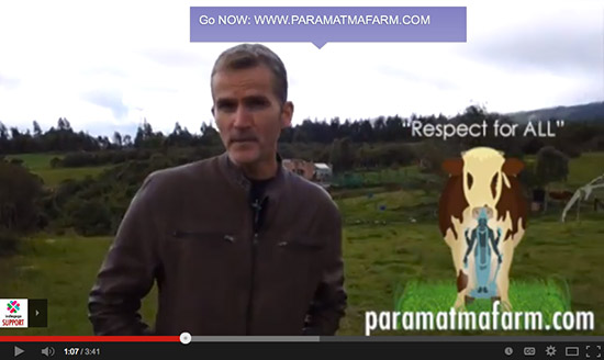 Paul Turner, Director of Food for Life Global endorses Paramatma