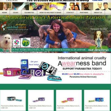 Animal Rescue Crusade: Paramatma Animal Sanctuary