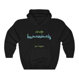 Hooded Sweatshirt – We Are Humanimals