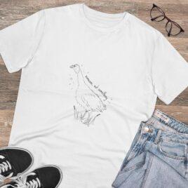 Organic T-shirt  Unixes