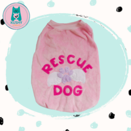 Rescued Dog  Sweater