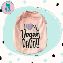 I love my vegan daddy Sweater