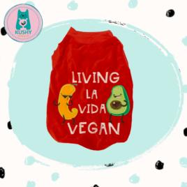 Living la vida vegan  sweater