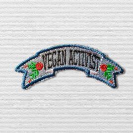 Vegan Activist jean patch