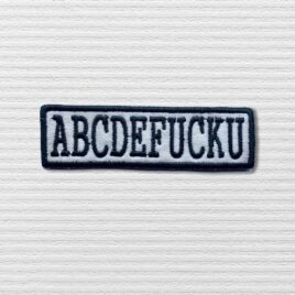 ABCDFU** patch